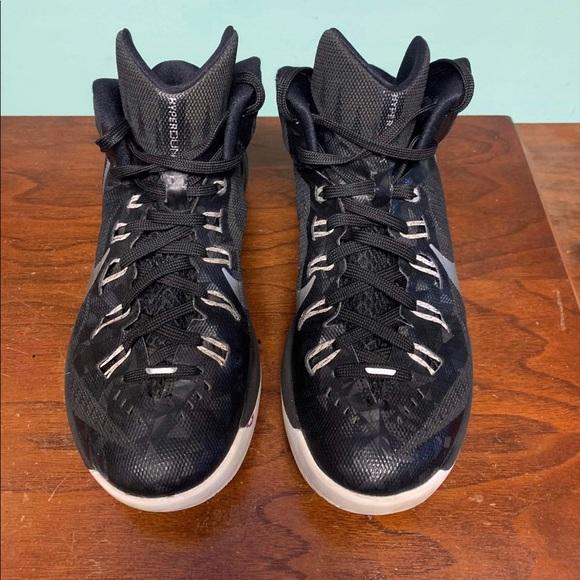 Nike Hyperdunk 2014. White Black | Zapatillas de